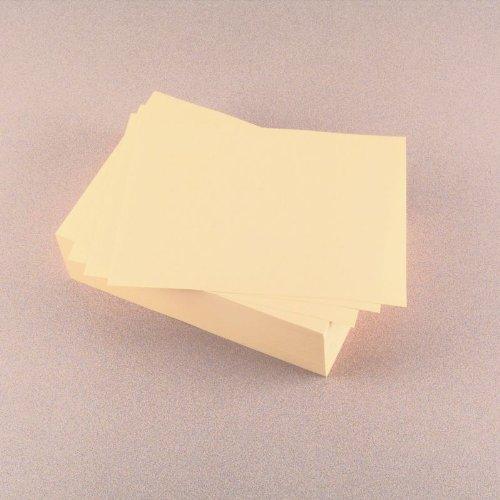 Premium Heavyweight Buff-Tex Mechanical Drawing Paper in Cream (12 in. x 18 in.)