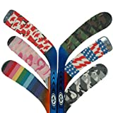Cloth hockey stick tape, several colors