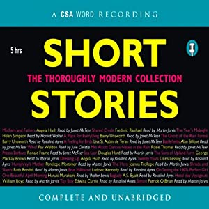 Short Stories: The Thoroughly Modern Collection | [Doris Lessing, Haruki Murakami, A. S. Byatt]