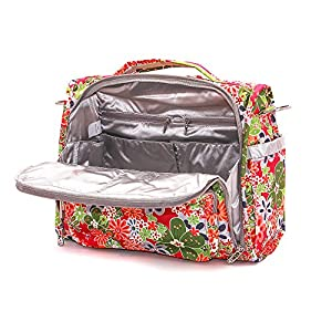 Ju-Ju-Be B.F.F. Diaper Bag - Perky Perennials from Ju-Ju-Be