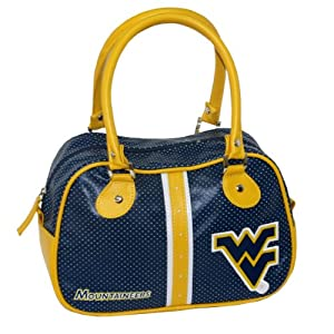 Buy NCAA West Virginia Mountaineers Ethel Handbag by Concept 1