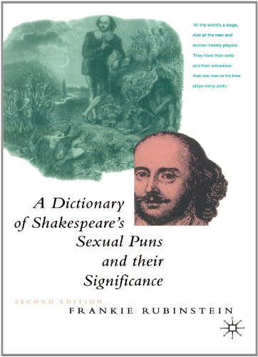 A Dictionary of Shakespeare&#39;s Sexual Puns and Their Significance