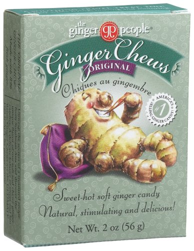 Ginger chews ginger people