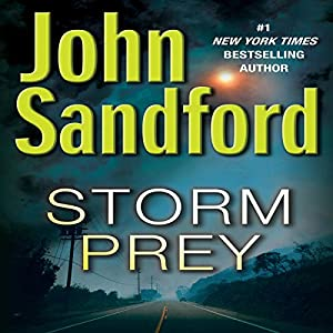 Storm Prey Audiobook