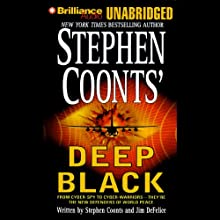 Deep Black (       UNABRIDGED) by Stephen Coonts, Jim DeFelice Narrated by J. Charles