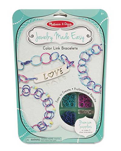 Melissa & Doug Color Link Bracelets - 1