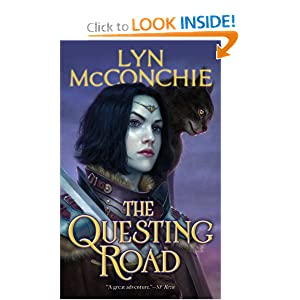 The Questing Road Lyn McConchie