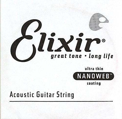 Elixir® Strings Acoustic 80/20 Bronze Single String with NA
