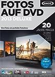 MAGIX Fotos auf DVD 2013 Deluxe inkl....