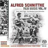 Alfred Schnittke: Film Music, Vol. 4 [Hybrid SACD]