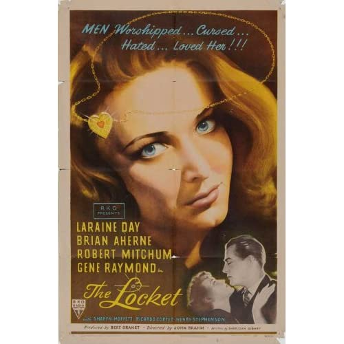 The Locket Movie Poster (27 x 40 Inches - 69cm x 102cm) (1946) Style B