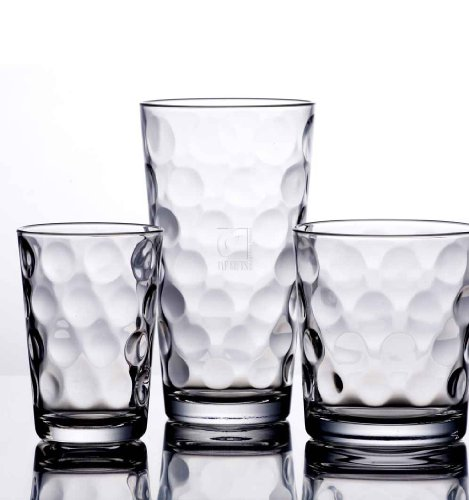 Eclipse Glassware 12-pc. Set