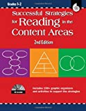 Successful Strategies for Reading in the Content Areas: Grades 1-2 (Successful Strategies in the Content Areas)