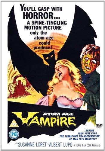 Atom Age Vampire [DVD] [Import]
