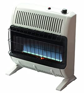 Mr Heater 30 000 Btu Natural Gas Blue Flame