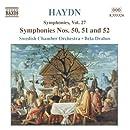 Symphonies 50-52 27
