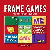 img - for 2017 Frame Games Daily Desktop Calendar book / textbook / text book
