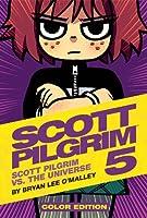 Scott Pilgrim Color Hardcover Volume 5: Scott Pilgrim Vs. The Universe