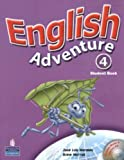 English Adventure 4 (0131110470) by Pearson