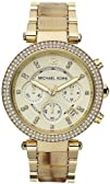 Michael Kors Womens MK5632 Parker GoldHorn Watch