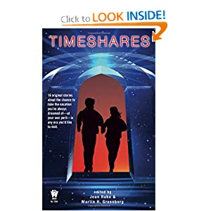 Timeshares (Daw Science Fiction) by Jean Rabe and Martin H. Greenberg