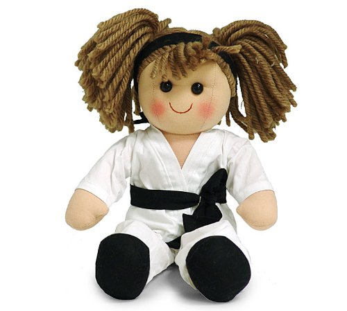 Karate Girl 15