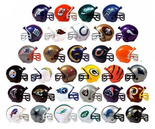 NFL FOOTBALL SET of 32 TEAM 2