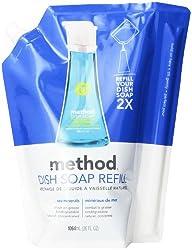 Method Gel Dish Pump Refill, Sea Mine…