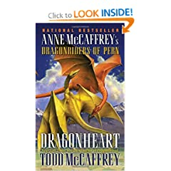 Dragonheart: Anne McCaffrey's Dragonriders of Pern (The Dragonriders of Pern) by Todd J. McCaffrey