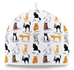 Cooksmart Cats Premium Tea Cosy