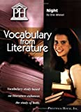 Night - Vocabulary from Literature (1580492134) by Elie Wiesel