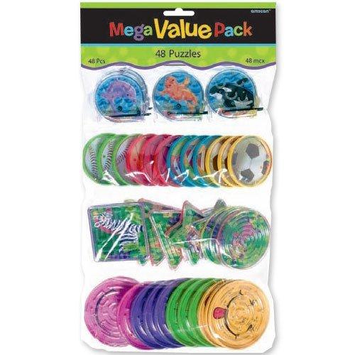 Mega Pack Maze Puzzles - 1