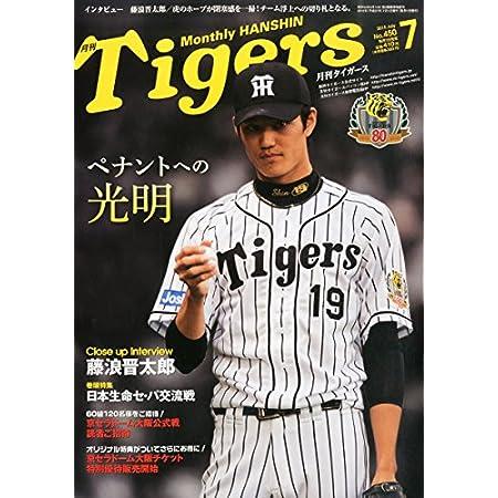月刊タイガース 2015年 07 月号 [雑誌]