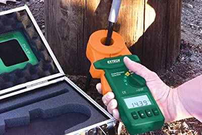 Extech Instruments Resistance Tester with Nist