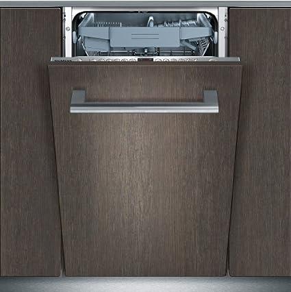Siemens SR76T090EU lave-vaisselle - lave-vaisselles (Entièrement intégré, A, A++, Bois, A, Auto 35-45 ºC, Auto 45-65 ºC, Auto 65-75 ºC, Économie, Pré-lavage, Rapide)