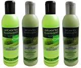 Alberto Balsam Juicy Green Apple Herbal 2x Shampoo & 2x Conditioner 400ml