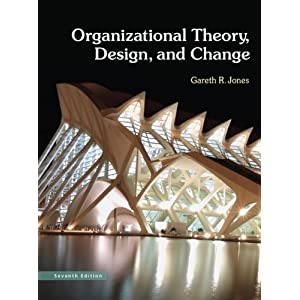 organization theory and design 3rd edition pdf
