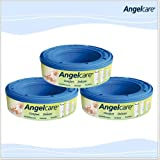 Angelcare Nappy Bin Refill Pack of 3