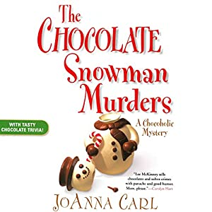The Chocolate Snowman Murders Audiobook