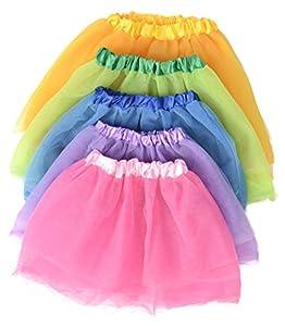 Kangaroos Princess Tutu Collection; (5-Pack) Ballet Tutus