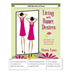 DVD Living With Unmet Desires DVD