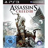 "Assassin's Creed 3 - Bonus Edition (100% uncut)von ""Ubisoft"""