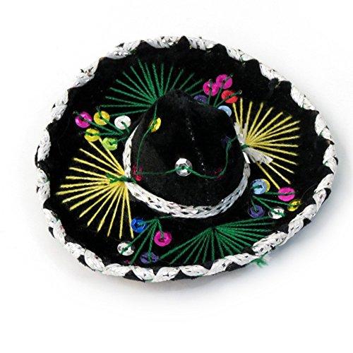 how to wear a mariachi sombrero