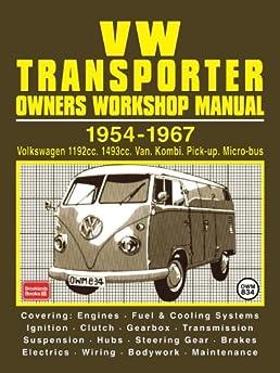 vw transporter owners workshop manual 1954 1967 workshop Volkswagen Bus Transporter Volkswagen Transporter Inside