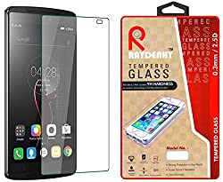 Raydenhy Premium Quality Tempered Glass For Lenovo Vibe K4 Note