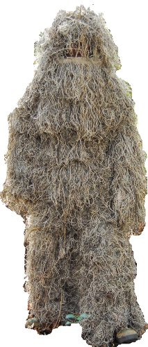 Bulls-eye Ghillie Suit