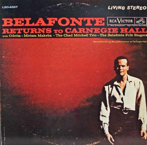 Returns To Carnegie Hall [Vinyl]