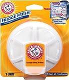 Arm & Hammer Fridge Fresh Refrigerator Air Filter (Pack of 4)