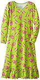 Sara's Prints Big Girls'  Puff Sleeve Nightgown