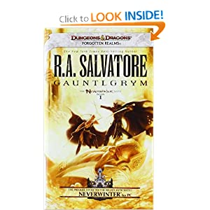 Gauntlgrym: Neverwinter Saga, Book I by R. A. Salvatore
